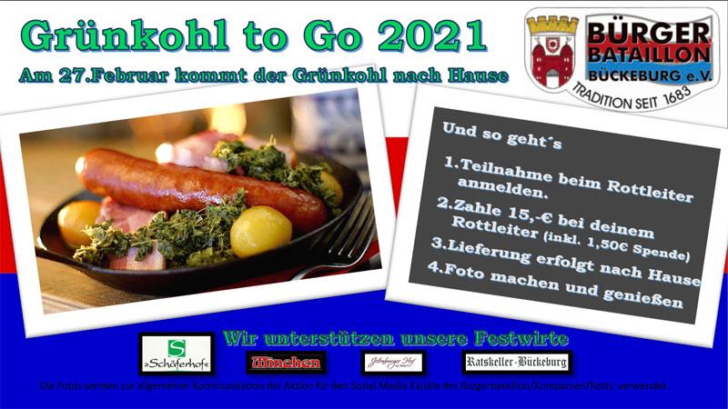 "Grünkohlessen ""to go"""